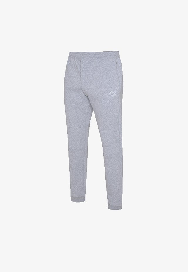 Tracksuit bottoms - grauweiss