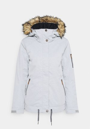 MEADE - Snowboardjacke - heather grey