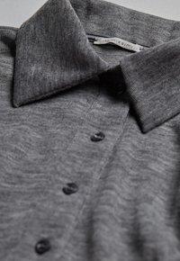 Intimissimi - Polo shirt - puzzle grigio - 4