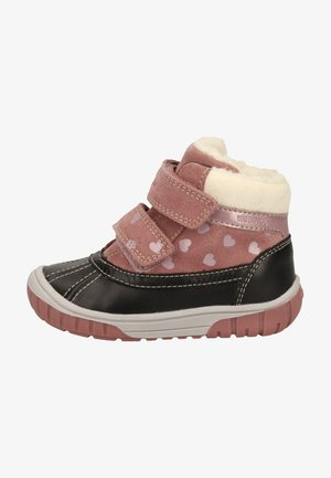 Baby shoes - rose smoke