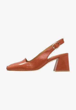CANAR - Klassieke pumps - brown