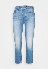 GAP Petite - CHEEKY STRAIGHT ATLANTIC - Jeans Skinny Fit - medium indigo - 0