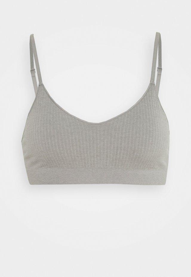 Bustino - grey melange
