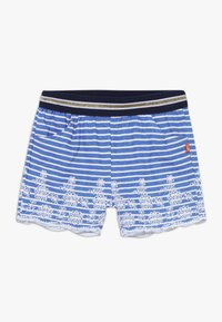 Lemon Beret - SMALL GIRLS  - Shorts - blue swatch - 0