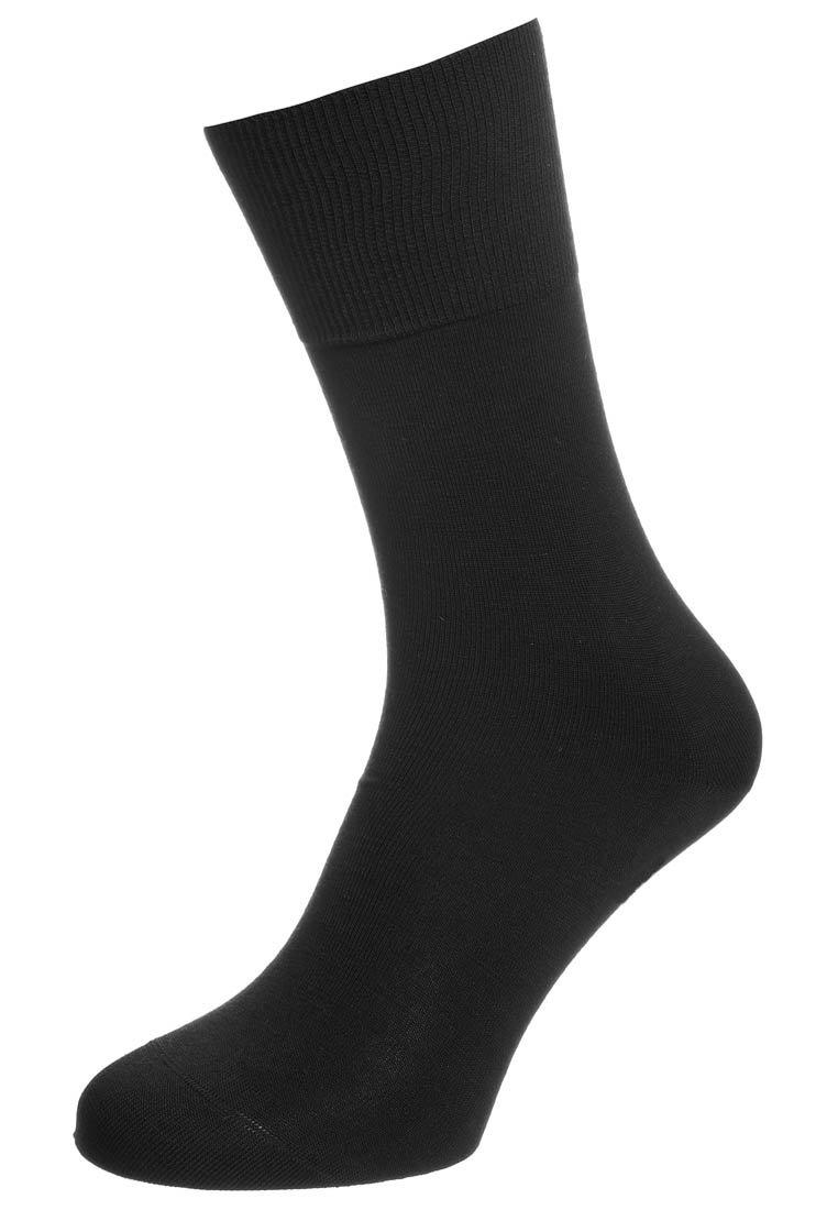 FALKE - AIRPORT - Ponožky - schwarz