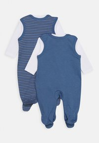Jacky Baby - STRAMPLER SET 2 PACK - Pyjamas - blue - 1