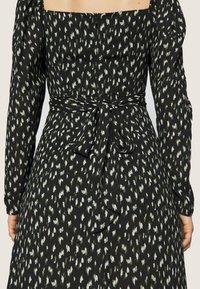 Fashion Union - TITAN DRESS - Day dress - black - 4