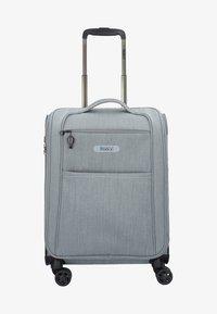 Stratic - FLOATING  - Wheeled suitcase - stone grey - 0