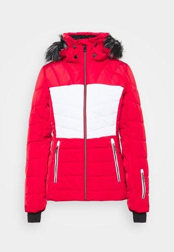GARPOM - Ski jas - red