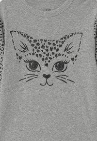 GAP - GIRLS CAT - Pyjama set - light heather grey - 3