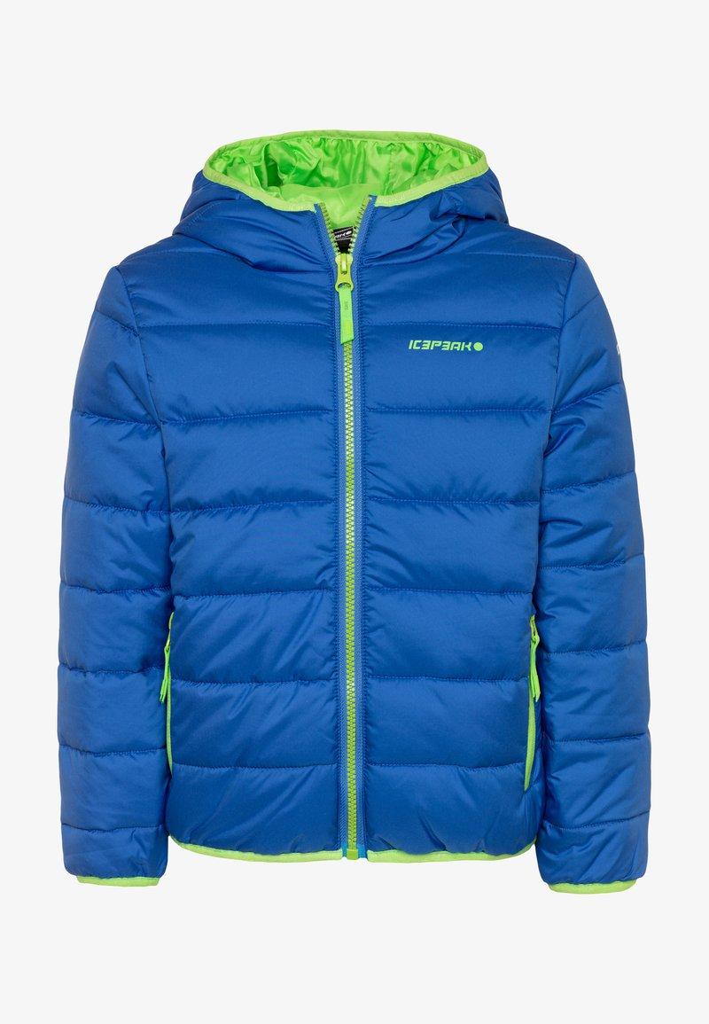 Icepeak - KLINE - Zimní bunda - aqua