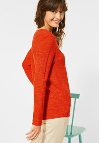 Cecil - Jumper - orange - 2
