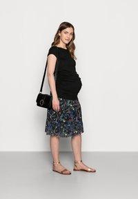 MAMALICIOUS - MLFATO SKIRT - A-line skirt - black - 1