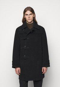 YMC You Must Create - SPEAKEASY COAT - Klasický kabát - charcoal - 0