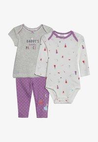 Carter's - PRINCESS BABY SET - Body - purple - 4