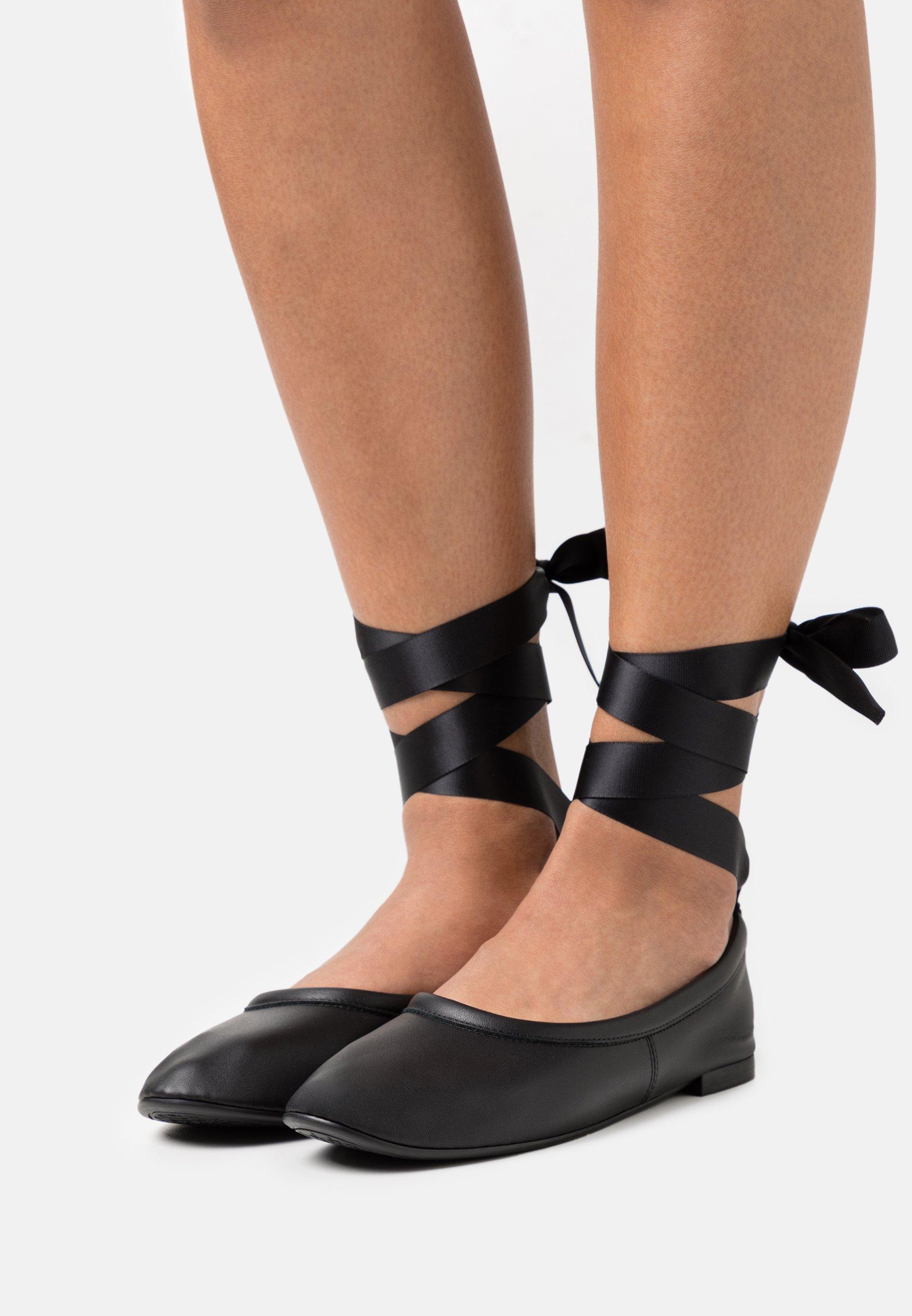 Women RACHELLE - Ankle strap ballet pumps