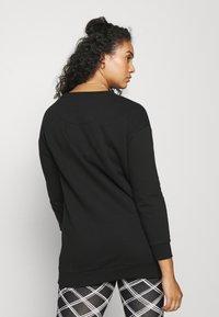 CAPSULE by Simply Be - CITIES LONLINE - Sweatshirt - black - 2