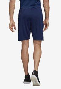 adidas Performance - TIRO 19 AEROREADY PRIMEGREEN SHORTS - Sports shorts - blue - 1