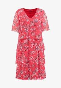 Samoon - Day dress - red - 3