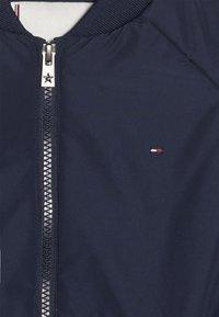 Tommy Hilfiger - ESSENTIAL TAPE JACKET - Light jacket - blue - 4