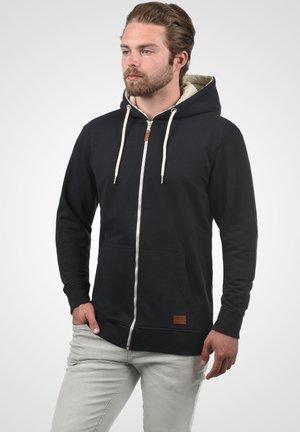 HULKER TEDDY - Zip-up hoodie - black tedd