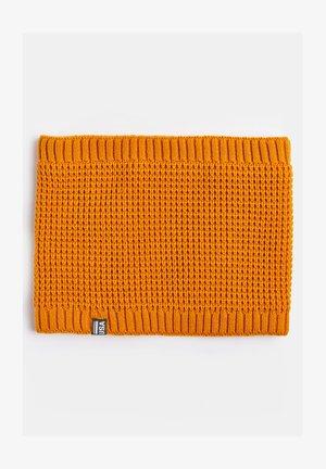 Ear warmers - ochre yellow
