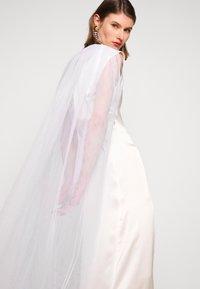 MM6 Maison Margiela - Společenské šaty - white - 4