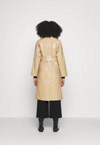 Bruuns Bazaar - JOSETTE GABY COAT - Short coat - roasted grey khaki - 2