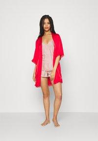 Anna Field - SIMPLE  SHORT SET - Pyjama set - pink - 1