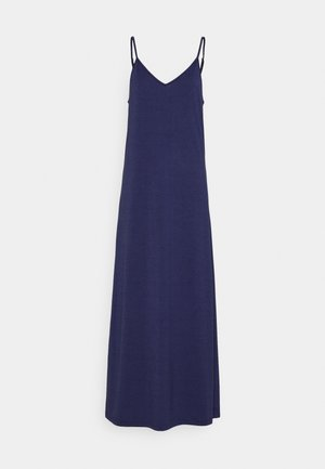 FLOATY CAMI DRESS - Maxi dress - dark navy
