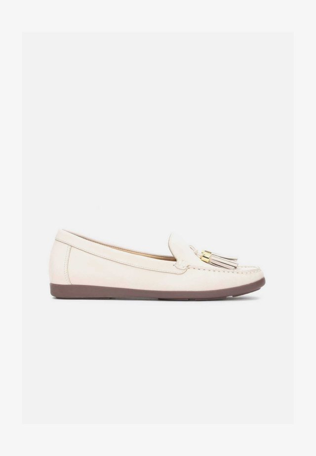 HAILEY - Mocassini - off white