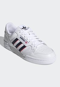 adidas Originals - CONTINENTAL 80 STRIPES UNISEX - Tenisky - footwear white/collegiate navy/vivid red - 2