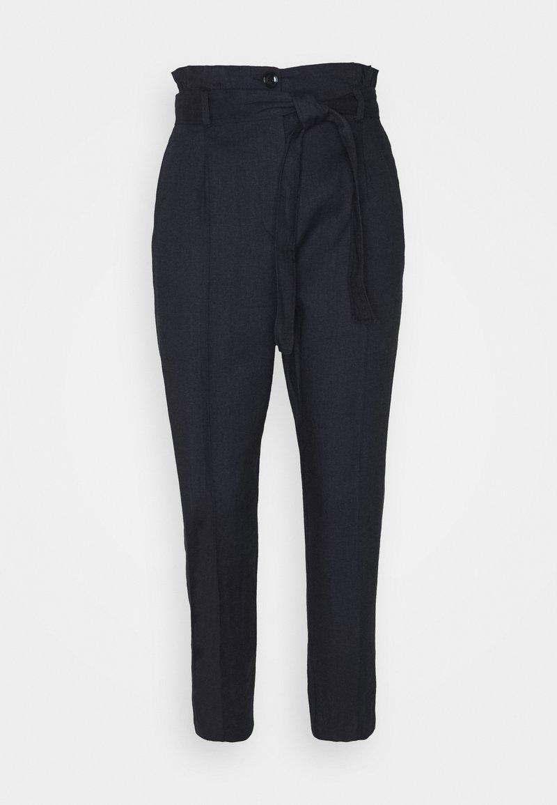 MAX&Co. - ONDULATO - Trousers - midnight blue