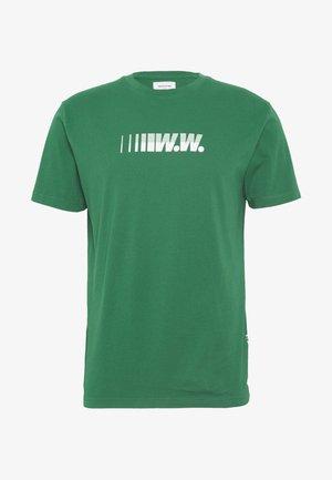 SAMI - Print T-shirt - green