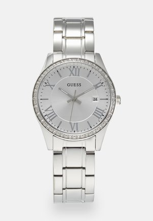 Horloge - silver-coloured