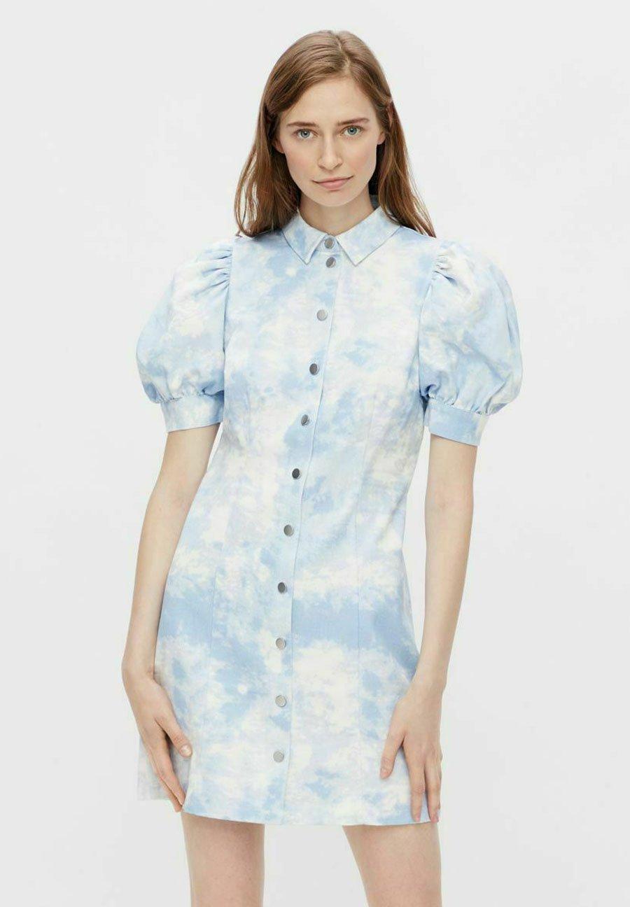 Mujer SKY - Vestido camisero