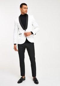 Next - SLIM FIT - Giacca elegante - white - 1