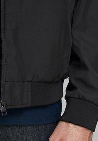 Jack & Jones - Summer jacket - black - 5