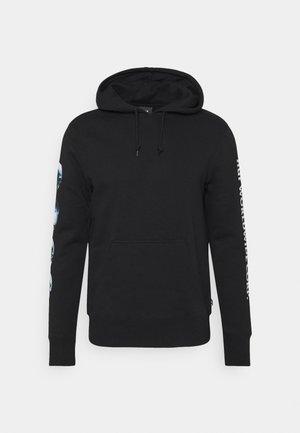 SKULLS CLASSIC HOODIE - Sweatshirt - black