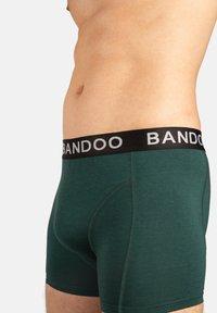 Bandoo Underwear - 2 PACK - Boxer shorts - red, - 5
