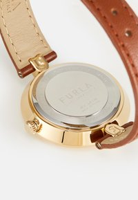 Furla - FURLA LOGO LINKS - Klokke - brown/gold-coloured - 2