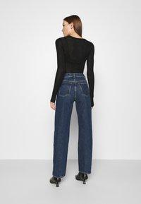 ARKET - Straight leg jeans - blue dark - 2