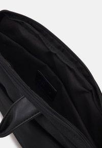 Pier One - UNISEX - Laptop bag - black - 2