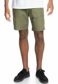 Quiksilver - Shorts - four leaf clover - 0