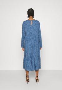 Even&Odd - Day dress - blue/black - 2