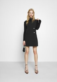Pieces - PCVALERIA  - Cocktail dress / Party dress - black - 1