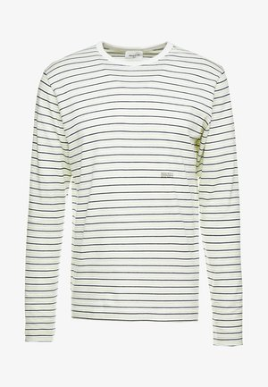 VIGGO LONG SLEEVE - Top s dlouhým rukávem - off-white
