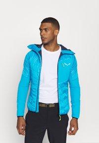 Salewa - ORTLES HYBRID - Sports jacket - blue danube - 0