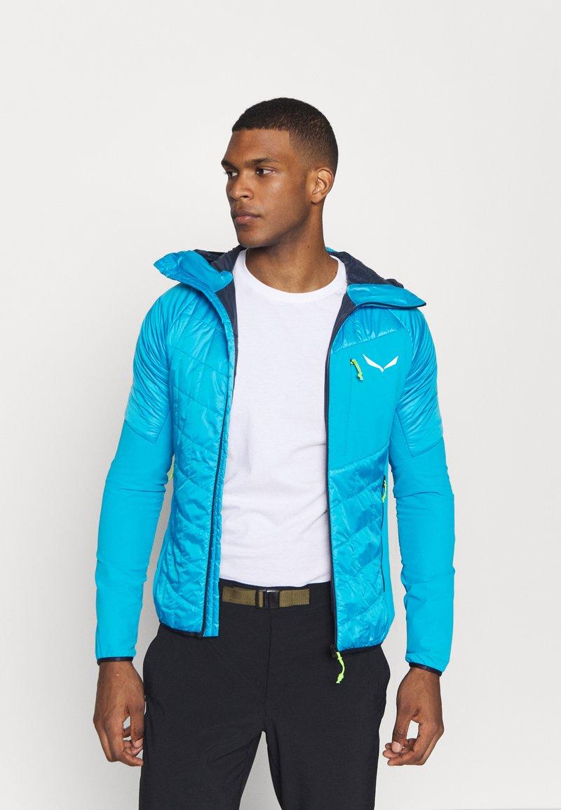 Salewa - ORTLES HYBRID - Sports jacket - blue danube