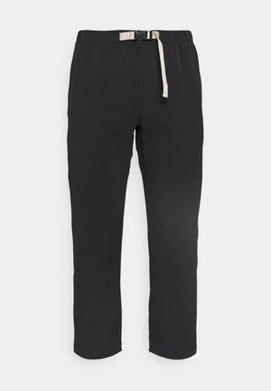 TECH EASY PANT - Pantaloni outdoor - black